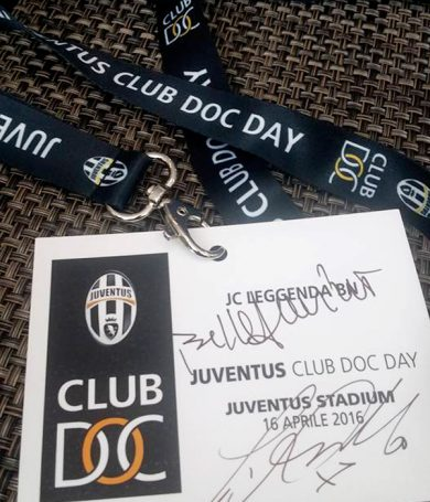 Juventus Club Doc Day 2016